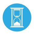 hourglass icon image vector image vector image