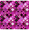 purple geometrical abstract diagonal square vector image vector image