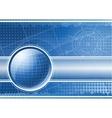 global technology vector image