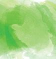 green watercolor background 1603 vector image vector image