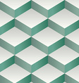 rhombus abstract background vector image