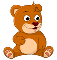 cute Bear cartoon vector image vector image