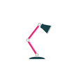 Reading-lamp Icon vector image