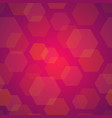 abstract background in cold red elite style vector image