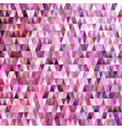 abstract gradient geometrical triangle pattern vector image vector image