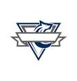 coyote esport logo vector image vector image