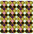 colorful abstract diagonal square tile mosaic vector image vector image