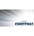 christmas background merry christmas wish happy vector image