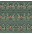 Seamless pattern reminiscent of ancient Rome vector image