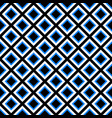 seamlessly repeatable monochrome square block vector image