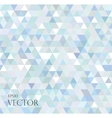 Abstract geometric background consisting of light vector image vector image