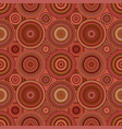 abstract seamless circle pattern - background vector image vector image