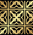Art deco pattern