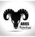 astrological signs of the zodiac vector image vector image