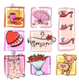 Gift Ideas for girl vector image vector image