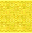 abstract circle pattern background - seamless vector image vector image