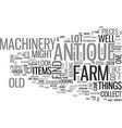 antique dolls text word cloud concept vector image vector image