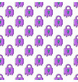 melting lock seamless pattern vector image