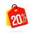 20 percent off product tag on ring label template