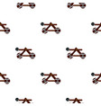 medieval siege catapult pattern flat vector image vector image