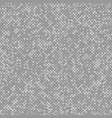 Abstract chaotic halftone dot pattern background