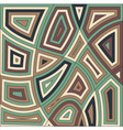 African motif background design Abstract vector image