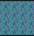blue dot pattern background design - abstract cyan vector image vector image