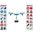 Drone Shipment Icon vector image vector image