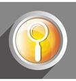 SEO icon symbol design vector image