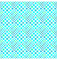 seamless geometrical abstract dot pattern vector image vector image