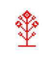 symbol of the mermaid vector image vector image