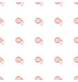 globe and man icon pattern seamless white vector image vector image
