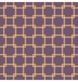 A symmetric pattern Seamless background vector image vector image