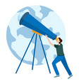 concepts for website and applications astronomer