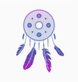 gradient dreamcatcher vector image