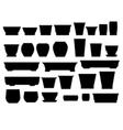 jardiniere vector image vector image