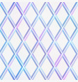 purple mosaic seamless pattern vector image vector image