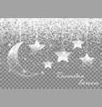 ramadan kareem islamic pattern vector image
