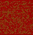 random halftone polka dot pattern background vector image vector image