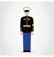 Soldier vector image vector image