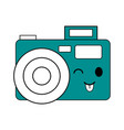camera ilustration vector image vector image