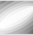 grey gradient curve abstract background vector image vector image