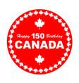 Happy birthday canada 150