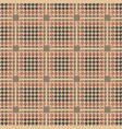 glen plaid houndstooth pattern vector image