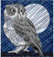 Night owl vector | Price: 1 Credit (USD $1)