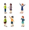 People Everyday Activities vector image