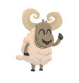 356sheep vector image vector image