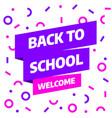 Back to school sale template design
