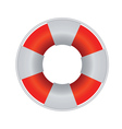 ifebuoy for rescue drowning people vector image vector image