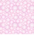 Spirals pattern vector image